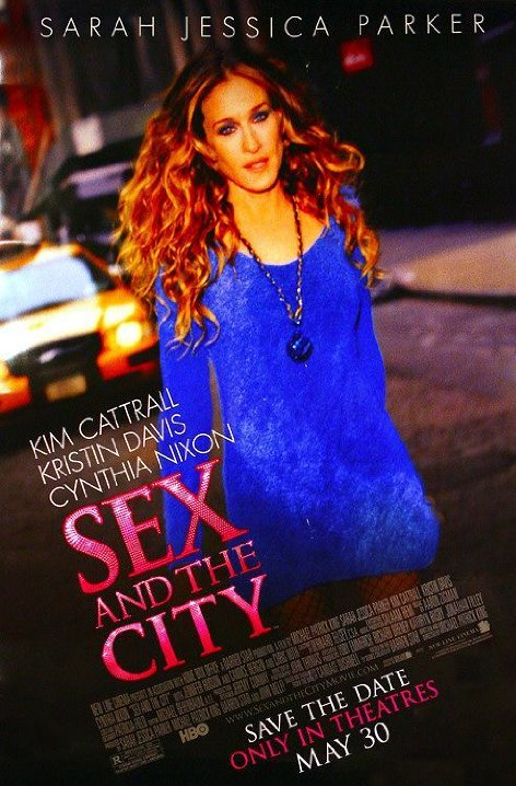 Sex and the city carrie sarah jessica parker